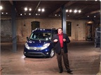 Bob Hegbloom, president and CEO of the Ram Truck, presented details