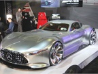 The Mercedes-Benz Vision Grand Turismo concept will be included in the