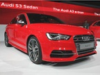 The 2015 Audi A3 sedan will be on sale in spring 2014 with a base MSRP