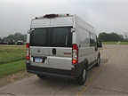 The ProMaster 2500 EcoDiesel base model retails for $31,520 and will