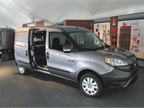 Like its full-size counterpart, the Ram ProMaster City is based on a