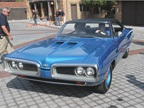 The 1970 Dodge Super Bee was based on the Dodge Coronet from 1968-1970