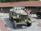 The 1941 Dodge Command Car was a half-ton 4x4 based on Dodge s