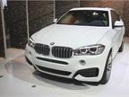 BMW s redesigned X6 luxury SUV