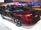 Honda Clarity Fuel Cell
