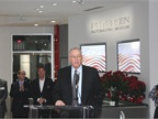 Terry Karges, executive director of the Peterson Automotive Museum,