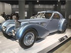 The 1936 Bugatti Type 57SC Atlantic paid homage to aviation