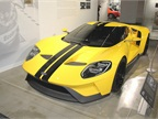 This 2017 Ford GT is the successor to the GT40 race car from the