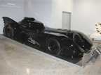 This Batmobile was used in  Batman  (1989) and  Batman Returns