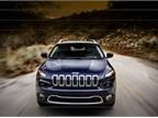 The all-new 2014 Jeep Cherokee comes in four models, the Jeep Cherokee