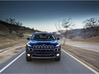 Chrysler said Jeep designers wanted to give the all-new vehicle an