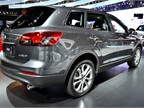 For MY-2013, Mazda redesigned the CX-9 s exterior and added new