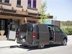 The Metris offers a 37.8-inch side door opening width.