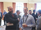 Networking continued throughout the duration of CAR. Photo: Steve Reed