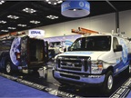 Adrian Steel showcased its products, including for larger and smaller