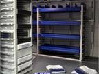 Leggett & Platt also showcased its new SmartSpace from Masterack,