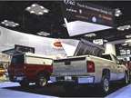 Truck Accessories Group showcased its all-new cover that allow easy