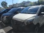 The Metris cargo van retails for $29,945.