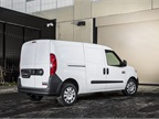 The ProMaster City will compete in a crowded compact van segment.