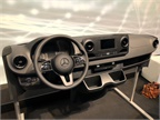 The level three dashboard moves the shifter to the steering column and