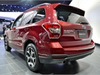The fourth generation of the Forester will offer a new 2.0L