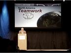 Don Esmond gave the keynote presentation. This was his last fleet