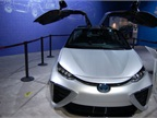 Toyota Mirai s Back to the Future edition
