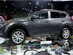 Toyota introduced its all-new 2013-MY RAV4. The latest version of the