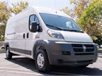 This 2500 ProMaster high-roof cargo van has a 159-inch wheelbase and retails for $32,875.