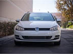 The Golf SportWagen 4Motion S trim is a variant of VW's Golf SportWagen and retails for at least $23,830.