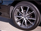 The Camry XSE offers 18-inch alloy wheels as standard equipment.