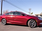 The Chrysler 200C includes a nine-speed 9HP48 transmission.
