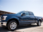 The Lariat with the 2.7L EcoBoost has a 145-inch wheelbase.