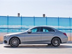 This vehicle is the C400 4MATIC powered by a 3.0L V-6 bi-turbo