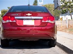The 2015 Cruze Diesel has been rated by the EPA to achieve 46 mpg on