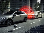 The City Safety System, part of Volvo s IntelliSafe suite of safety