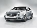 The 2014 Volvo S60 sedan features a new exerior design, interior