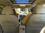 The VW Passat TDI features a 43 mpg highway fuel economy for the