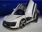 Volkswagen s Golf GTE Sport concept plug-in hybrid