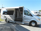 A MY-2015 Sprinter converted into a Winnebago Touring Coach is