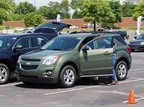 Crossover models were an area of interest among fleet managers