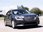 Video: Driving the 2015 Subaru Legacy