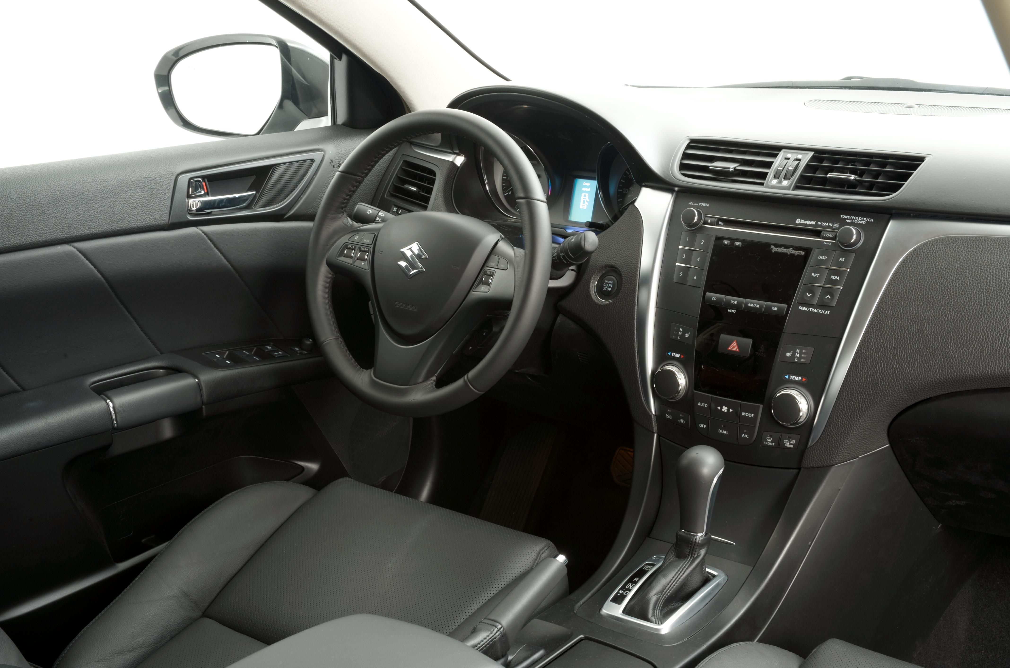 Driving Notes on the Suzuki Kizashi  Auto Focus  Business Fleet